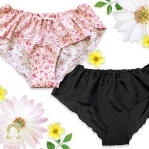【型紙】はごろもショーツ(椛) Hagoromo shorts -MOMIJI-販売開始